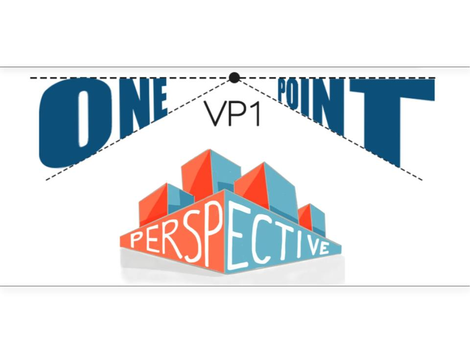 One Point Perspective, Power Point Presentation to cover up to three lessons