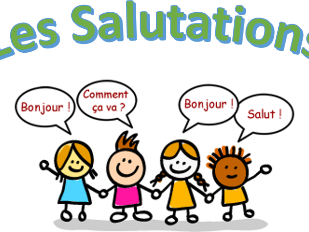 French Greetings Half-Term Planning and Resources