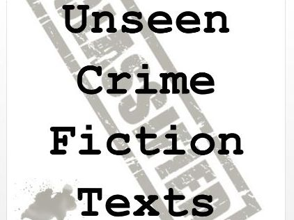 Unseen Crime Extracts