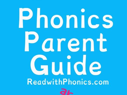 Phonics Parent Guide | Phonics Resources EYFS Year 1 | Read with Phonics
