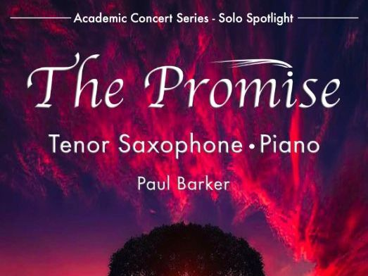 The Promise (Tenor Saxophone & Piano)