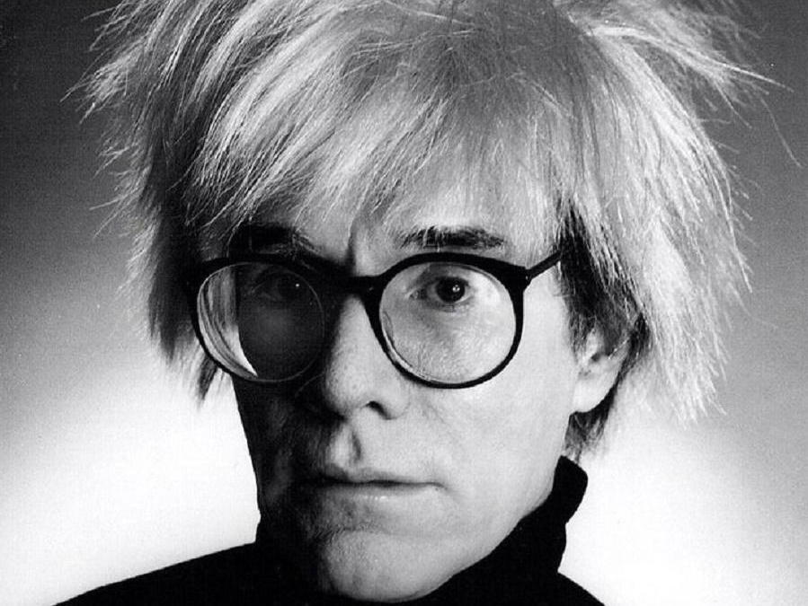 Short project introduction based on the artist Andy Warhol for KS3
