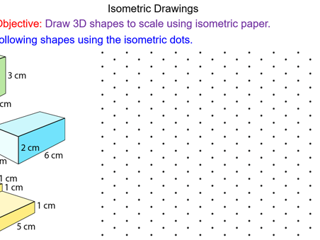 Isometric Drawings