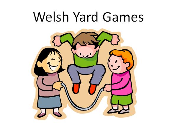 Welsh Yard Games