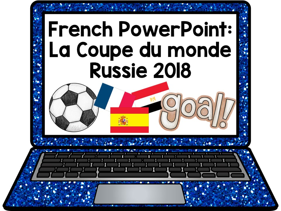 French World Cup PowerPoint and Games