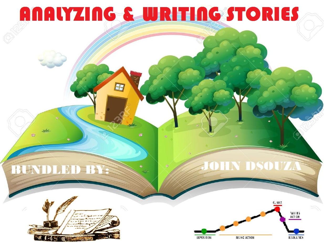 ANALYZING & WRITING STORIES: BUNDLE