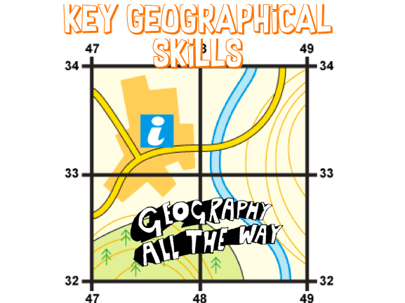Key Geographical Skills (Half-Term) 16 lessons Bundle Geography