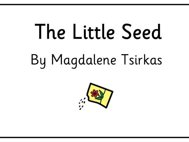 The Little Seed story PowerPoint