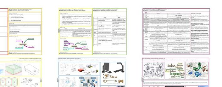 Exemplar material for writing design specifications and communicating design ideas