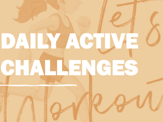 Get Active Daily Challenges for Physical Education Key Stage 3 KS3