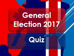 Citizenship: General Election 2017: Quiz (People; Parties and Logos)
