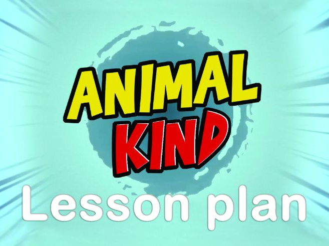 AnimalKind lesson plan 9: Pet posters