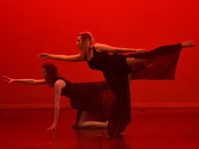 Science Through Dance - Light & Dark