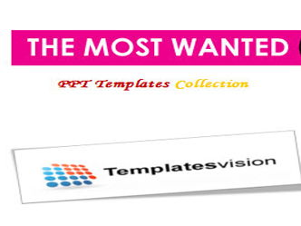 A Big Collection 20 Famous PPT Templates