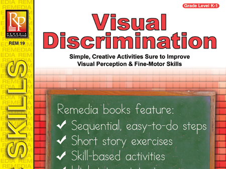 Visual Discrimination: Readiness Skills