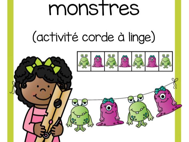 Régularités monstres (Monster Patterns)