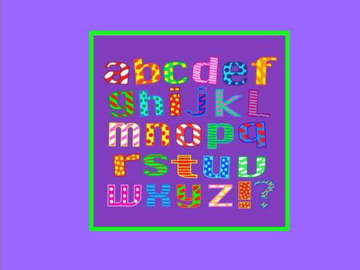 The Alphabet Song: A New and English Alphabet Song