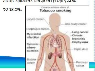 SMOKING FACT SHHEET IN PUBLISHER