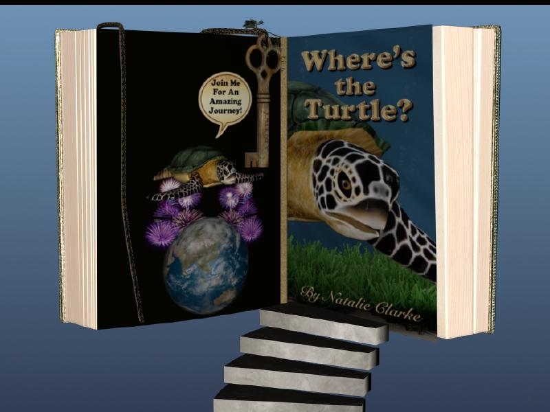 Book: Where's the Turtle?