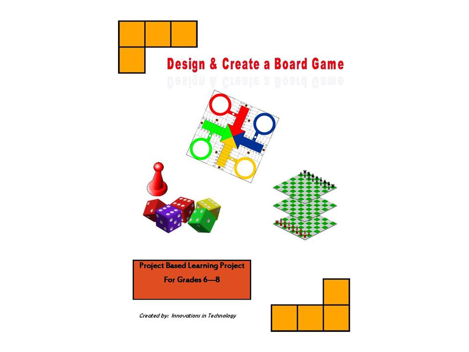 Design & Create a Board Game