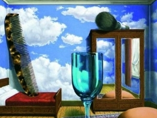 Surreal Room Inspiration. Perspective