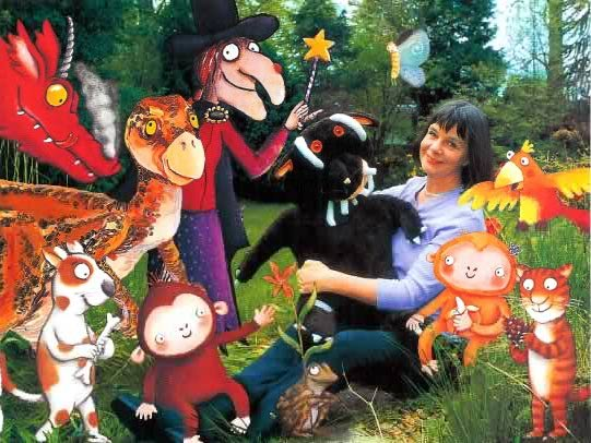 KS1 - Year 2 - English Planning - Stories by the Same Author 'Julia Donaldson' - 3 Weeks