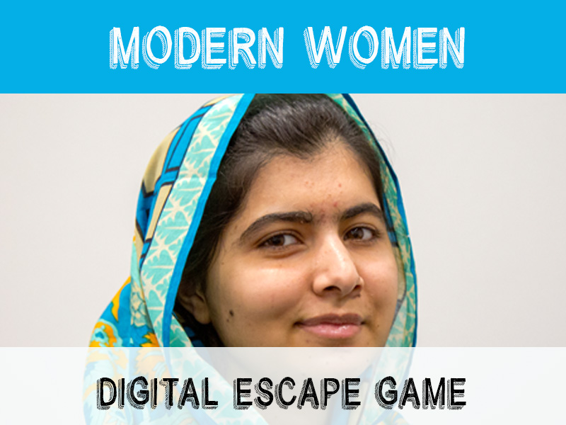 Digital Escape - Modern Women