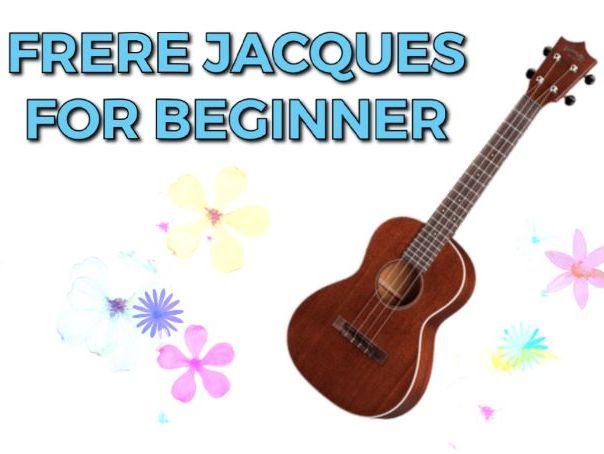 Ukulele beginner C Chord Song
