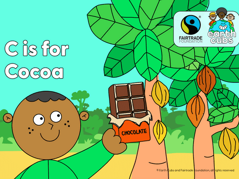 Activities - C is for Cocoa