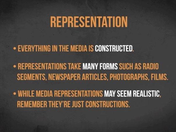 Representation in Media Studies - Television Dramas