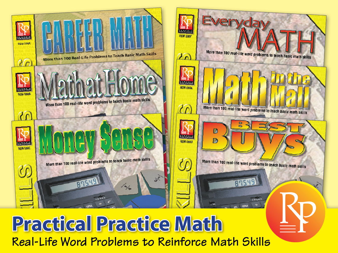 Practical Practice Math {Bundle}