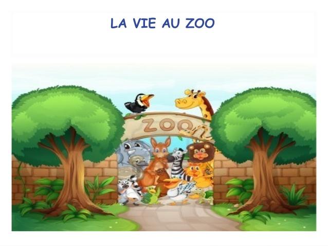 Au Zoo - Reading, Speaking and writing tasks
