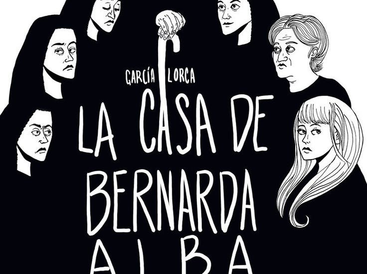 La Casa de Bernarda Alba Alevel Spanish Notes