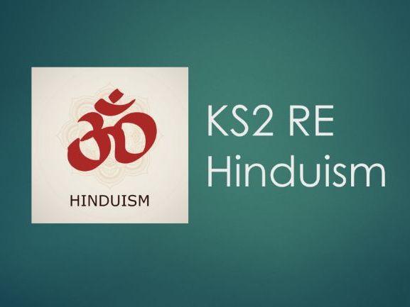 KS2 RE - Hinduism