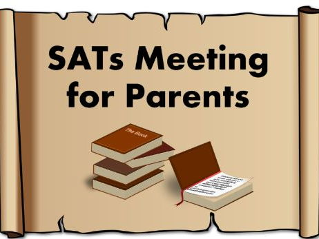 SATs Parents Meeting Presentation – Powerpoint, Information, KS1 Year 2