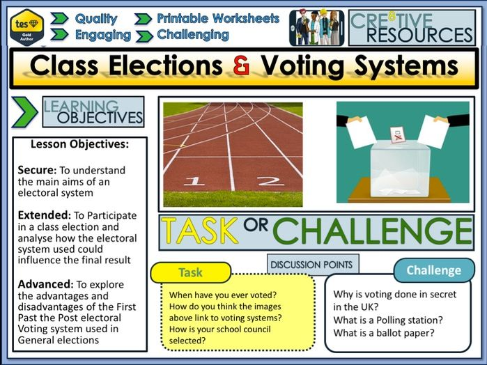 Voting + Politics + General Election 2019