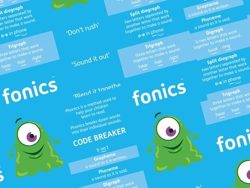 Phonics Code Breaker Bookmark | Phonics Screening Check Resource for Parents