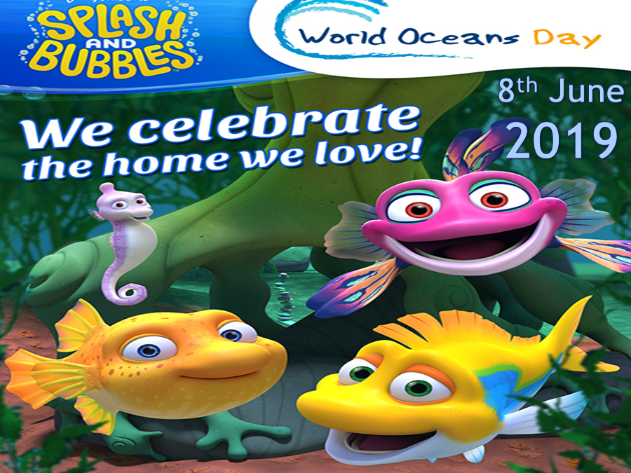 World Oceans Day Assembly - 8th June 2019 - Key Stages 1 and 2