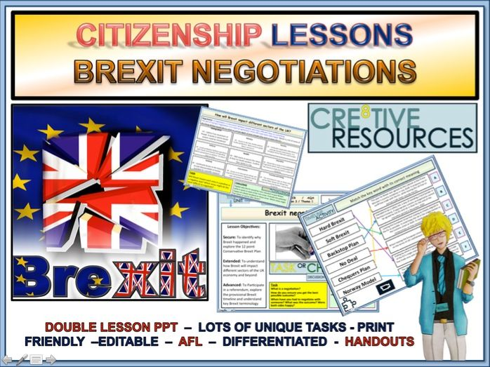 Brexit Negotiations and Transition Period