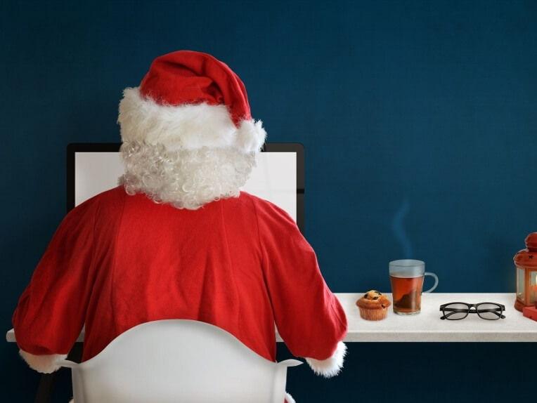 Christmas Waste - Enterprise Lesson