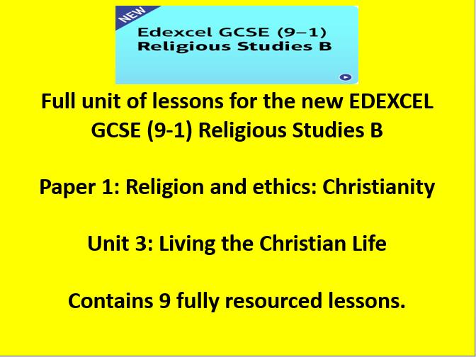 edexcel past papers religious studies gcse unit 3