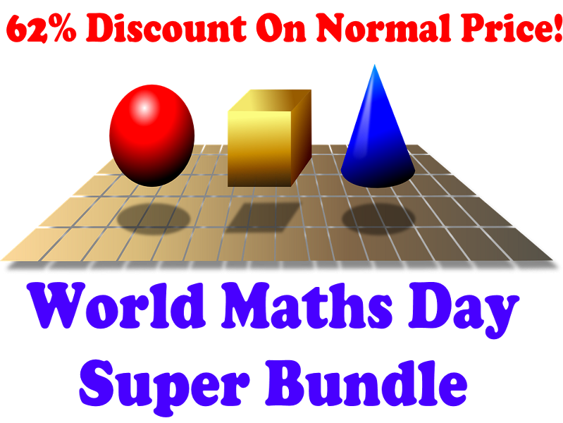 World Maths Day Bundle