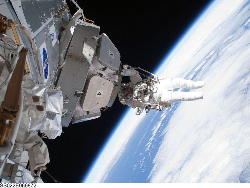 Composition de l'ISS