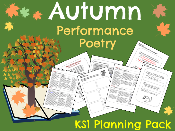 Autumn Poetry (Back to School)