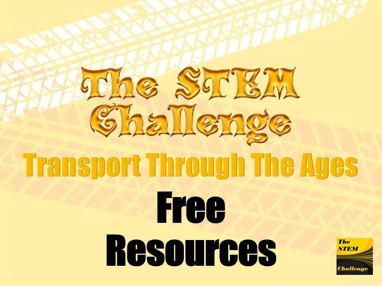 Transport Through The Ages - Free Resources