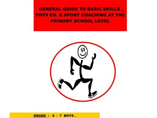 Basic Skills, Physical Education & Sport Coaching at the Primary Schools. Term.3. Gr. 4-7