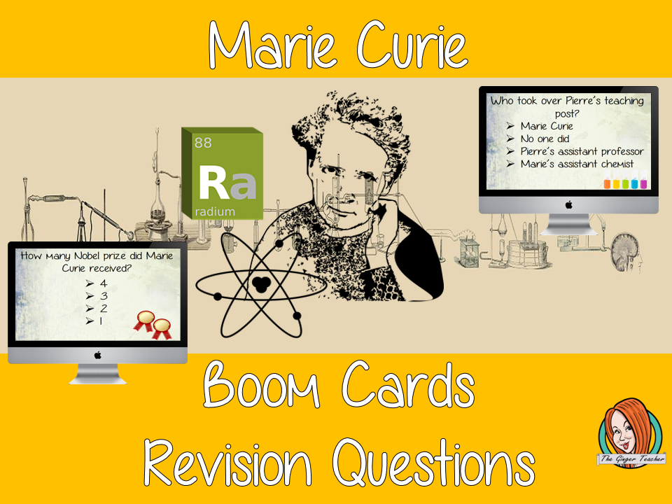 Marie Curie Revision Questions