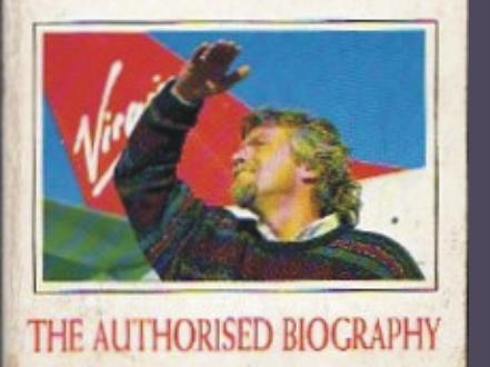 Reading skills: Richard Branson biography extract. Focus on PEE formulas.
