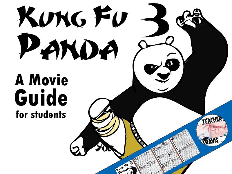 Kung Fu Panda 3 Movie Guide