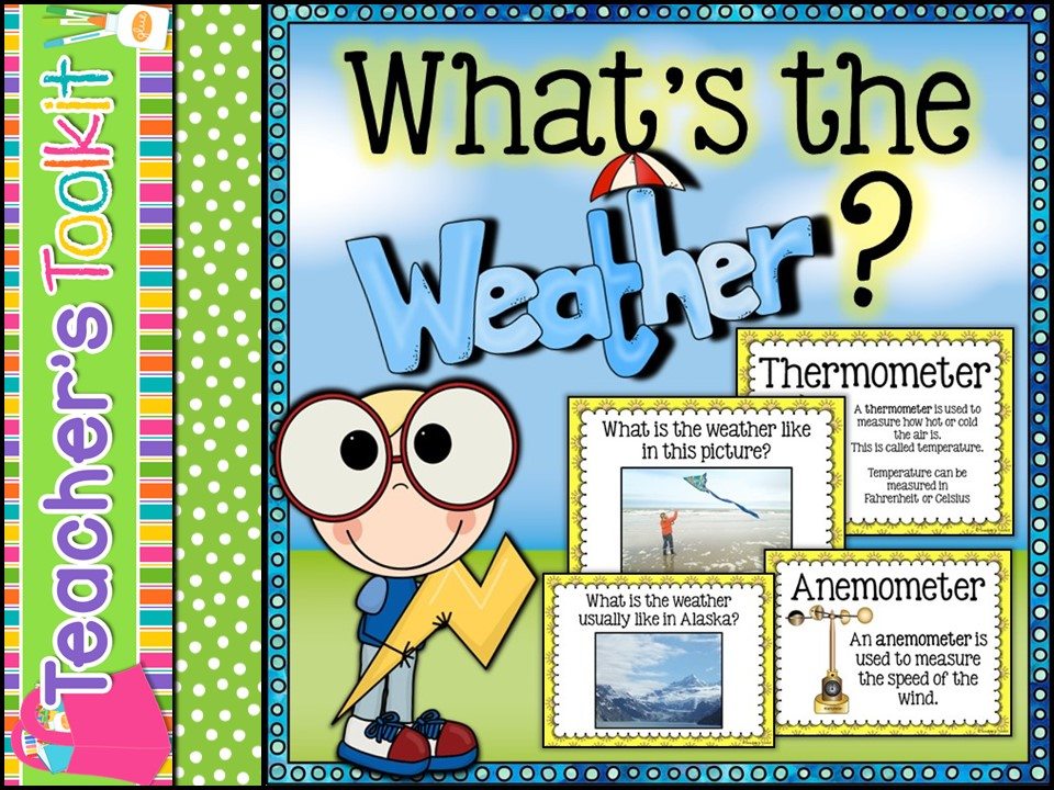 What's The Weather Part 1: Presentation and Display